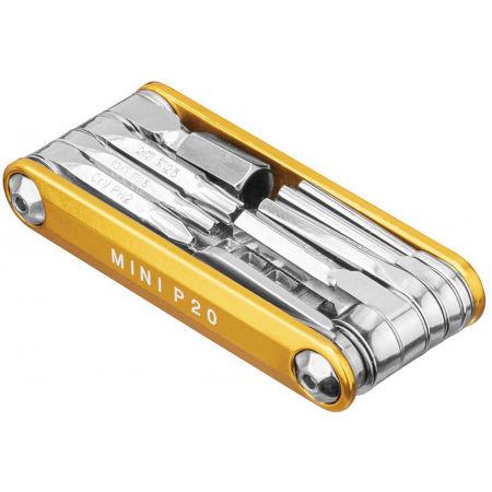 Комбиниран ключ - Topeak MINI P20 - 2