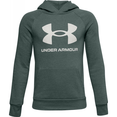 Under Armour RIVAL FLEECE HOODIE - Суитшърт за момчета