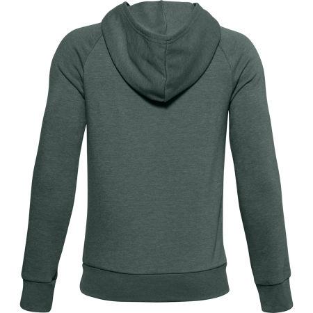 Boys' sweatshirt - Under Armour RIVAL FLEECE HOODIE - 2