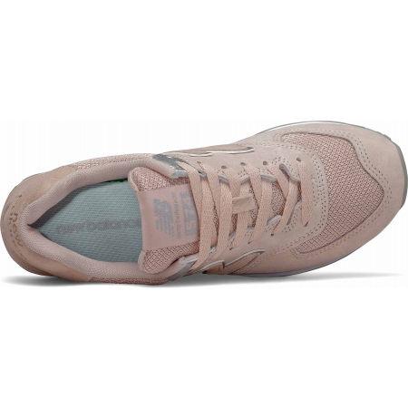 Dámská vycházková obuv - New Balance WL574EQ - 2
