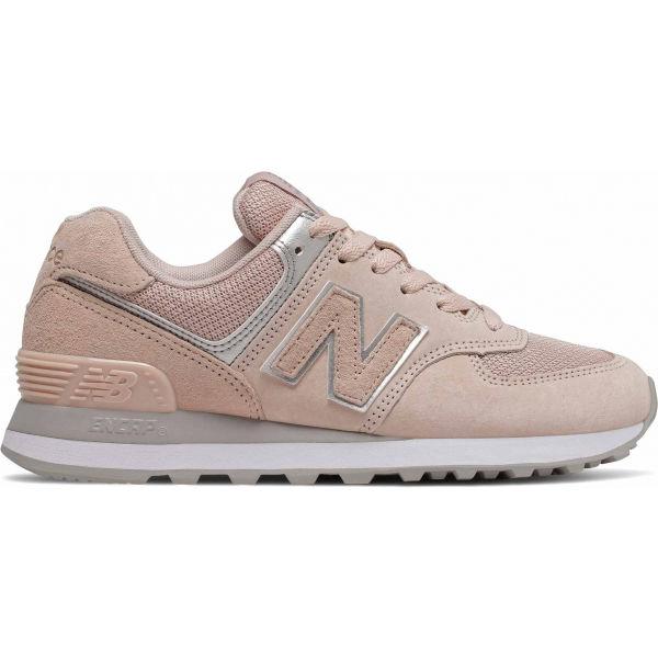 New Balance WL574EQ  4.5 - Dámska vychádzková obuv
