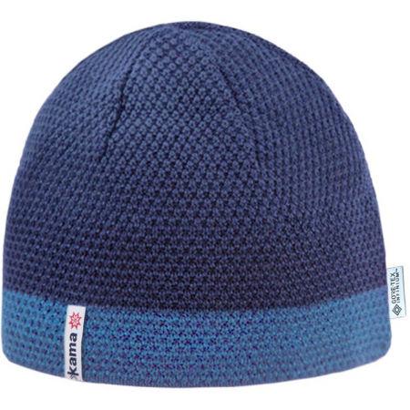 Kama ČEPICE MERINO SP018 - Pletená čepice s plastickým úpletem