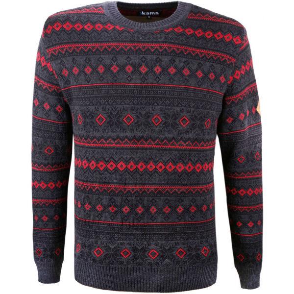 Kama SVETER 4105 - Pánsky sveter