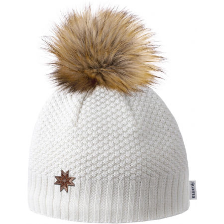 Kama ШАПКА A155 - Дамска плетена шапка