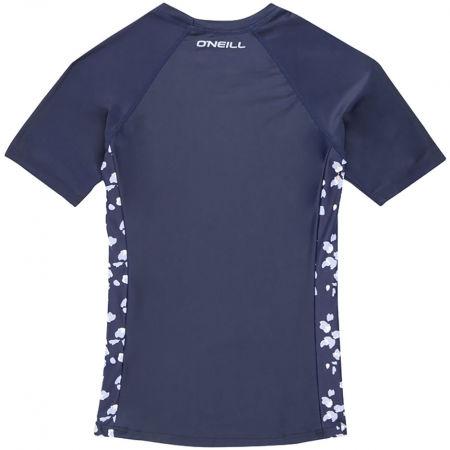 Dívčí tričko do vody - O'Neill PG PRINT S/SLV SKINS - 2