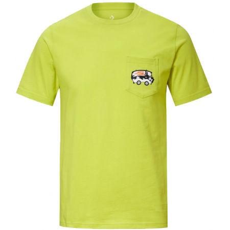 Converse SCOOBY X CONVERSE FASHION S/S TEE - Men's T-Shirt