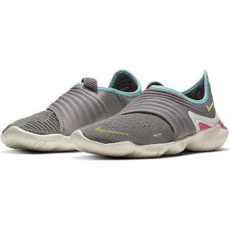 Dámska bežecká obuv - Nike FREE RN FLYKNIT 3.0 - 2