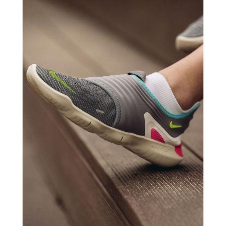 Dámska bežecká obuv - Nike FREE RN FLYKNIT 3.0 - 6
