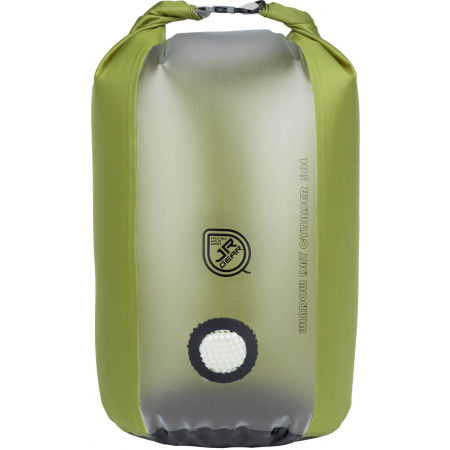 JR GEAR Wasserdichter Packsack 50 L WINDOW D - Wasserdichter Packsack