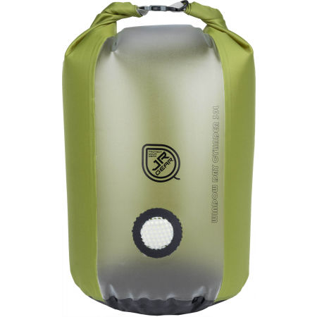 JR GEAR Wasserdichter Packsack 30 L WINDOW D - Wasserdichter Packsack