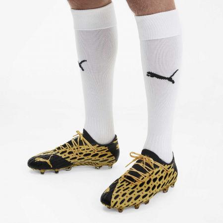 Men's football boots - Puma FUTURE 5.1 NETFIT LOW FG AG - 8