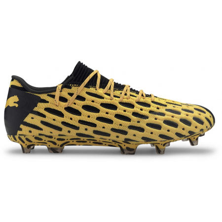 Men's football boots - Puma FUTURE 5.1 NETFIT LOW FG AG - 2