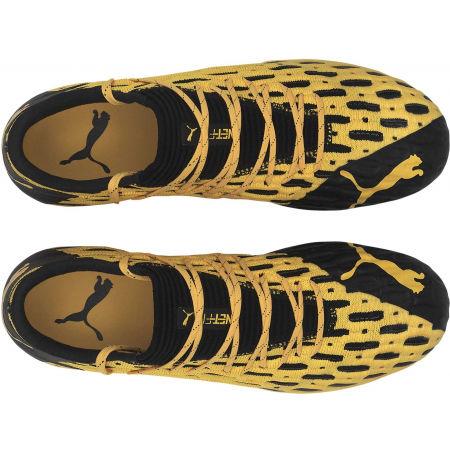 Men's football boots - Puma FUTURE 5.1 NETFIT LOW FG AG - 4