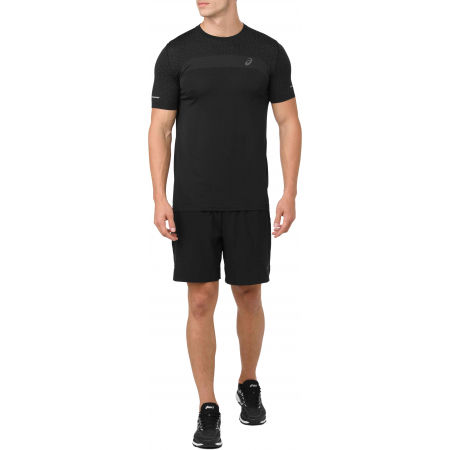 Asics SEAMLESS SS TEXTURE - Men's running T-shirt