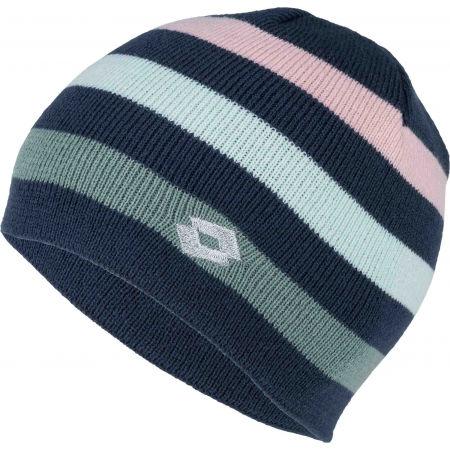 Dievčenská pletená čiapka - Lotto LEILA