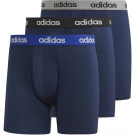 adidas CC 3PP BRIEF - Pánske boxerky