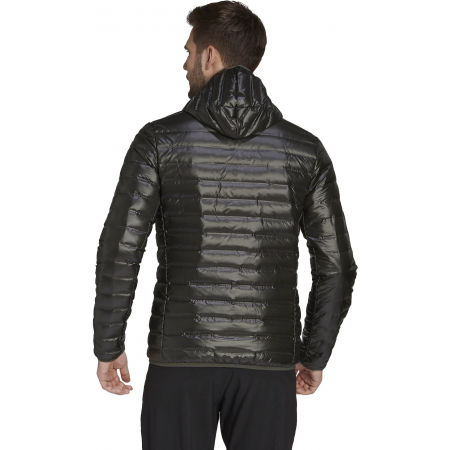 Pánská péřová bunda - adidas VARILITE DOWN HOODED JACKET - 7
