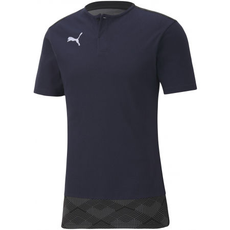 Puma TEAM FINAL 21 CASUALS POLO - Unisex tee