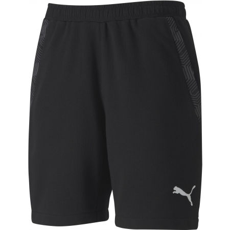 Pantaloni de bărbați - Puma TEAM FINAL 21 SWEAT PANTS - 1