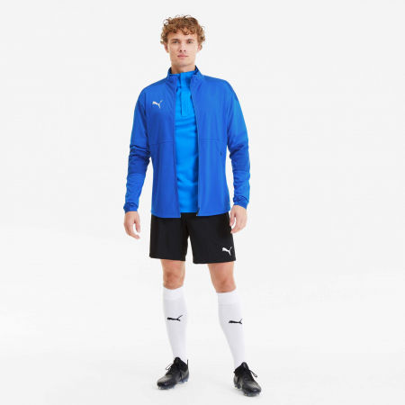 Herrenjacke - Puma TEAM FINAL 21 TRAINING JACKET - 5