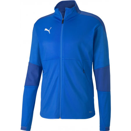 Puma TEAM FINAL 21 TRAINING JACKET - Pánska bunda