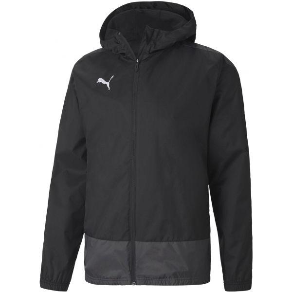 Puma TEAM GOAL 23 TRAINING RAIN JACKET - Pánska bunda