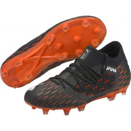Puma FUTURE 6.3 NETFIT FG/AG JR - Kids' football shoes