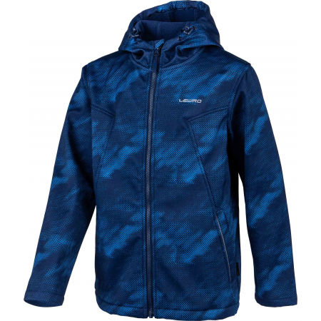 Chlapecká softshellová bunda - Lewro INAROS - 2