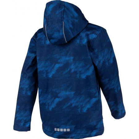 Chlapecká softshellová bunda - Lewro INAROS - 3