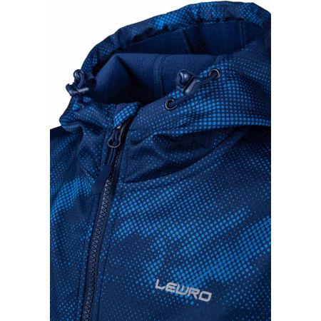 Chlapecká softshellová bunda - Lewro INAROS - 4