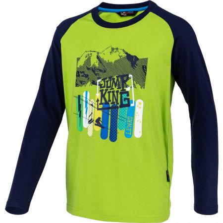 Chlapčenské tričko - Lewro SALVO - 2