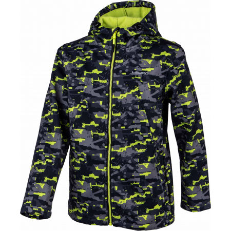 Boys' softshell jacket - Lewro INAROS - 2