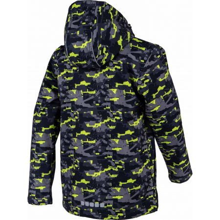Boys' softshell jacket - Lewro INAROS - 3