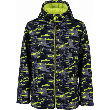 Boys' softshell jacket - Lewro INAROS - 1