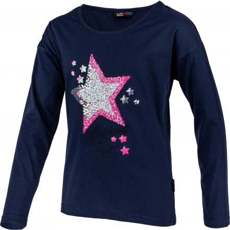 Dievčenské tričko - Lewro SABRINA - 2