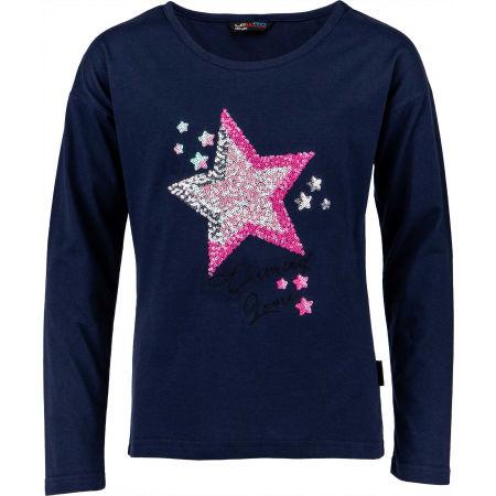 Dievčenské tričko - Lewro SABRINA - 1