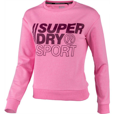 Дамска блуза - Superdry CORE SPORT CREW - 2