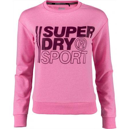 Superdry CORE SPORT CREW - Bluza damska