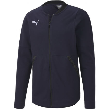 Puma TEAM FINAL 21 CASUALS JACKET - Pánská bunda