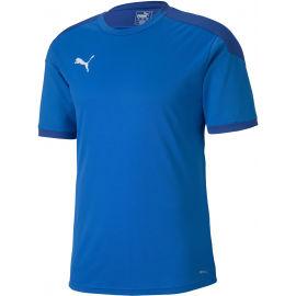 Puma TEAM FINAL 21 TRAINING JERSEY - Pánske tričko