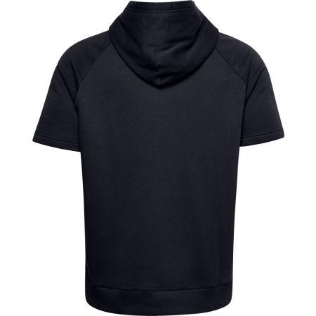 Tricou de bărbați - Under Armour RIVAL FLEECE BIG LOGO SS - 2