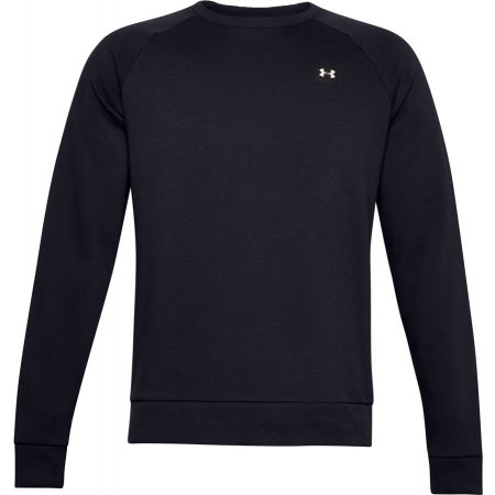 Under Armour RIVAL FLEECE CREW - Мъжки суитшърт