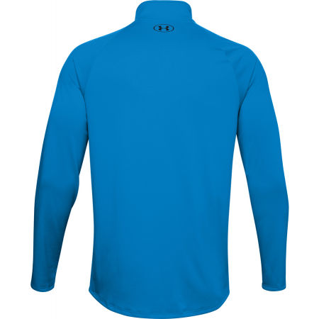 Koszulka męska - Under Armour TECH 2.0 1/2 ZIP - 2