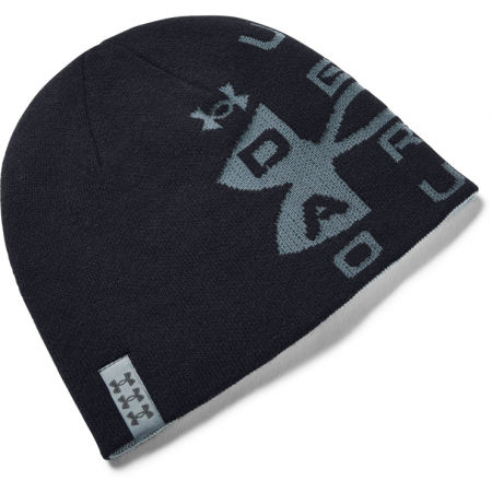 Oboustranná čepice - Under Armour BILLBOARD REVERSIBLE BEANIE - 1