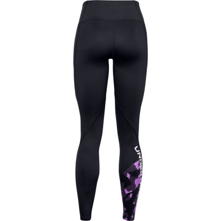 Women's leggings - Under Armour CG ARMOUR GRAPHIC LEGGINS - 2