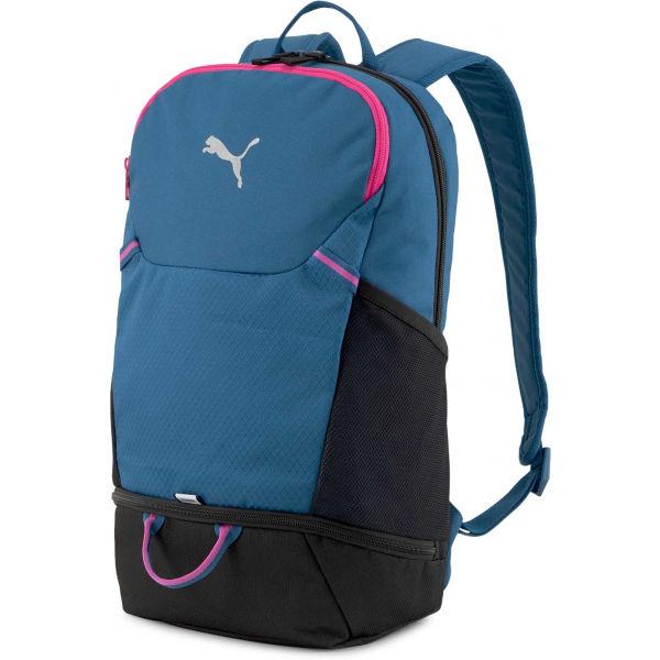 Puma VIBE BACKPACK modrá NS - Sportovní batoh