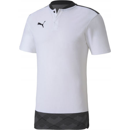 Puma TEAM FINAL 21 CASUALS POLO - Унисекс тениска