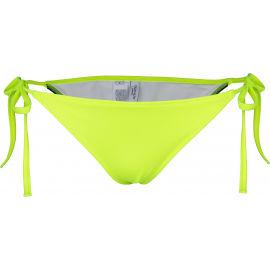 Calvin Klein CHEEKY STRING SIDE TIE-N - Дамски бански - независима долна част