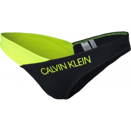 Dámsky spodný diel plaviek - Calvin Klein BRAZILIAN - 2