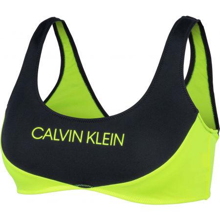 Dámsky vrchný diel plaviek - Calvin Klein BRALETTE - 2